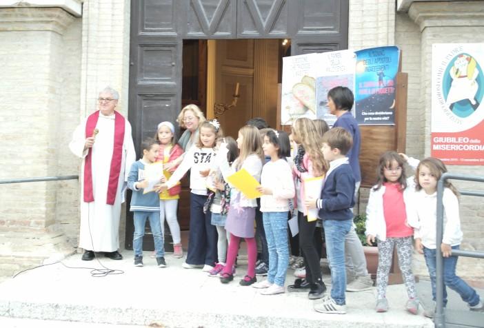 Gruppo catechismo - Festa del Crocifisso