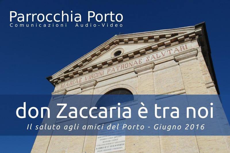 Video Parrocchia Porto